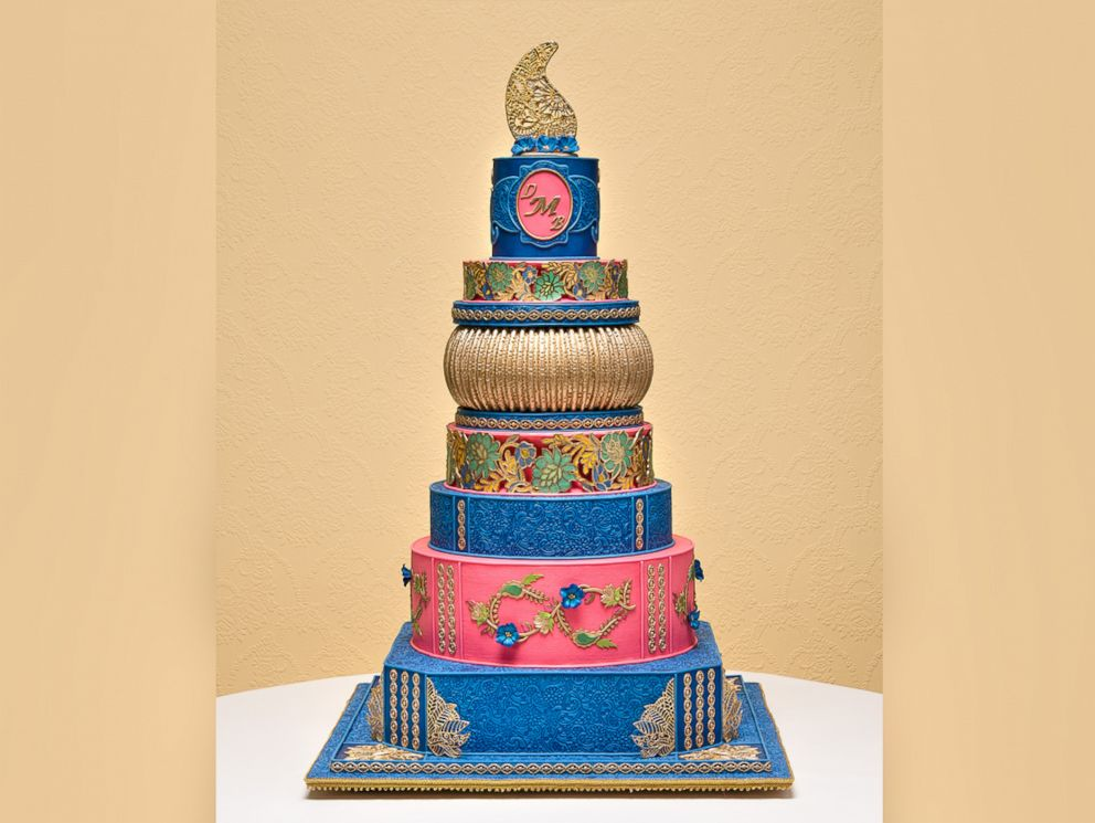 Cake Craft And Decoration Competition : See the Winners of the National Wedding Cake Competition ...