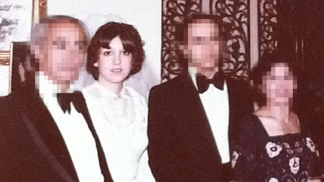 PHOTO: Janet married in 1978 and was pressured into giving back her wedding gift, an act she now regrets.
