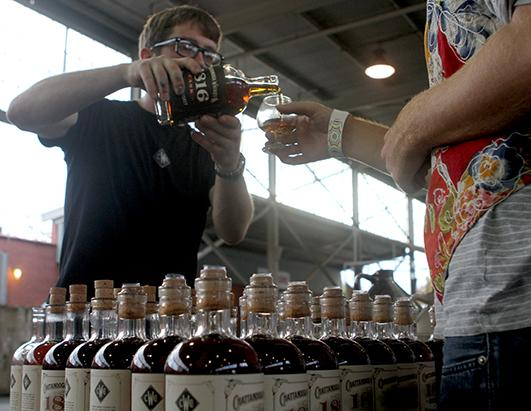 Tennessee Toasts Inaugural Whiskey Festival