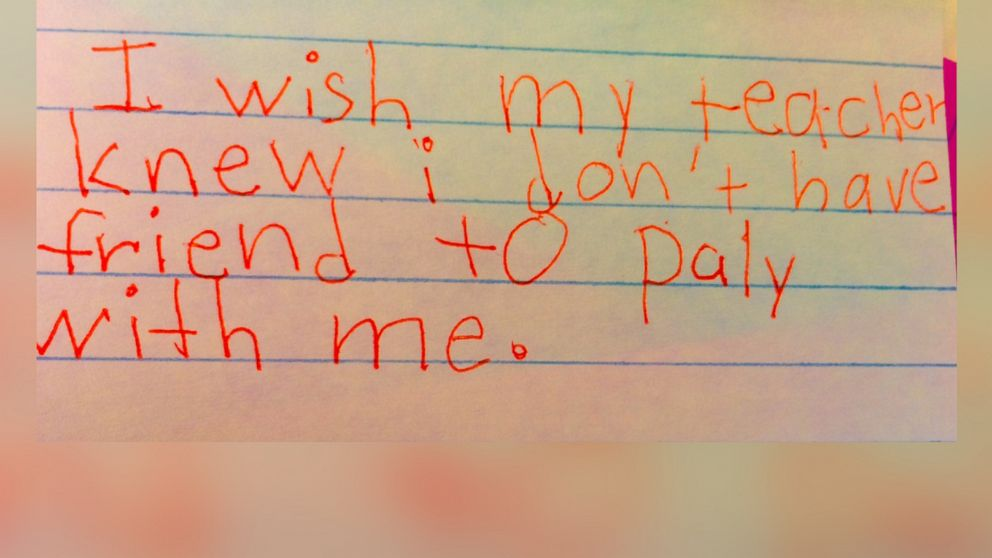 colorado teacher shares heartbreaking notes from third