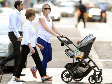 Celeb Baby Strollers: What It Says About Mom