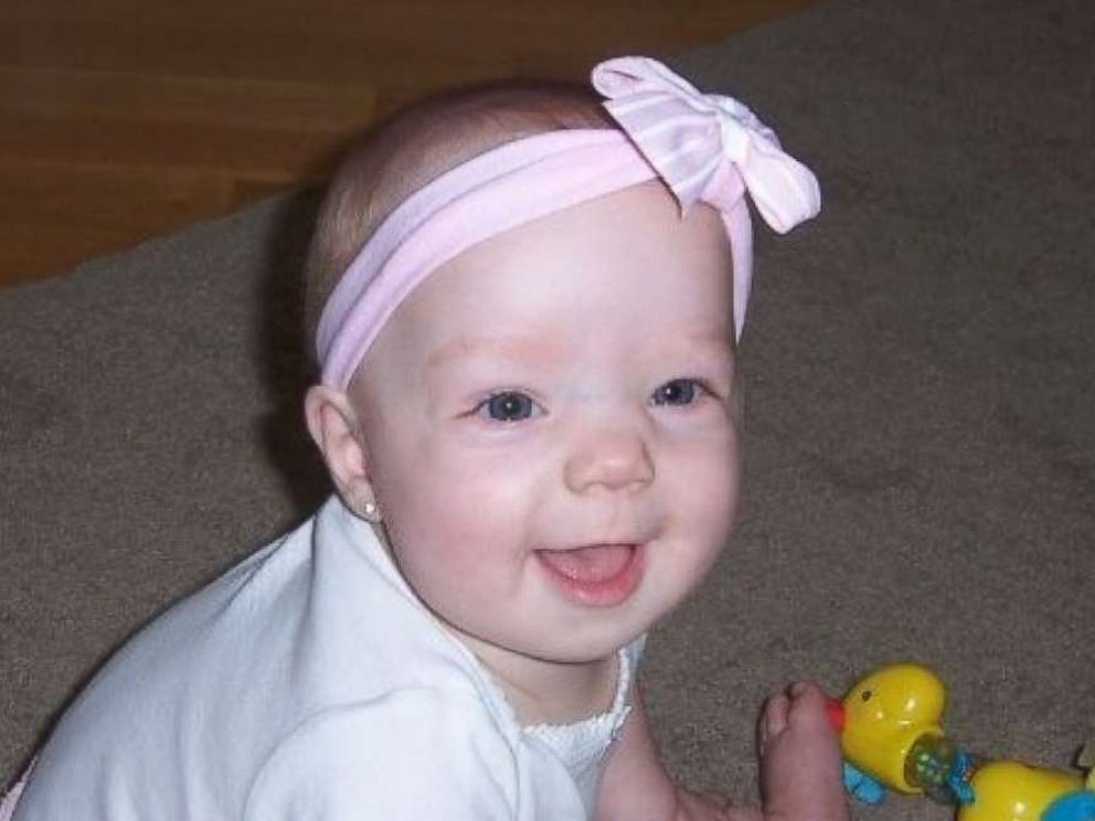 PHOTO: McKenna Jodell died in 2008 at the age of nine months.