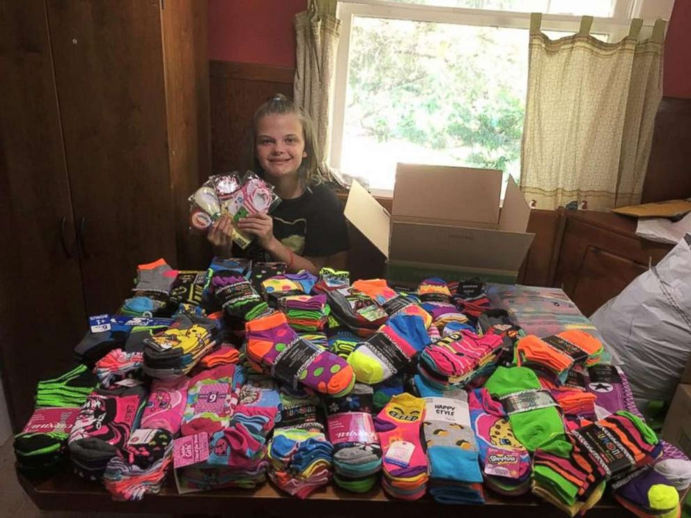 higganum girls Several homes along landing road in the higganum section of east haddam have sustained a 12-year-old girl has collected thousands of pairs of silly socks for.