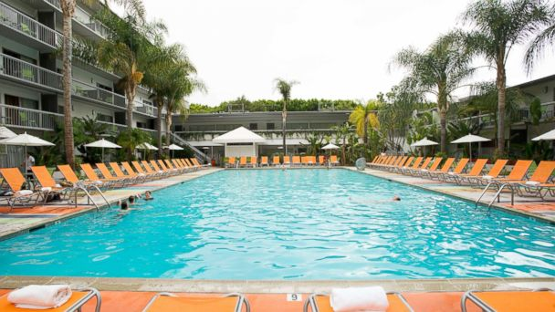 PHOTO: Sportsmens Lodge Hotel in Studio City, Calif.