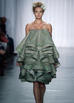 Wacky Weird Runway Looks From Fashion Week Photos
