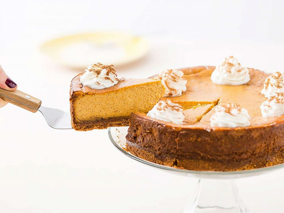 PHOTO: Since oven space is scarce on Thanksgiving Day, consider making a no-bake pie.