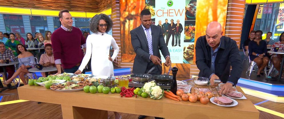 The Chew 6 dishes that are perfect for fall with easy recipes from 'the