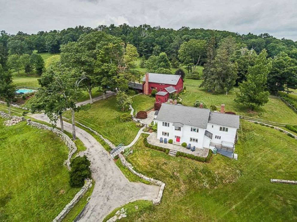 PHOTO: Mark Twains farm, located outside of Redding, Connecticut is now on sale for $1.85 million.