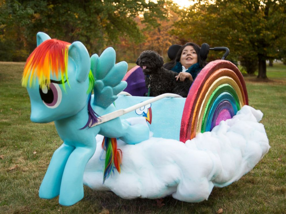 PHOTO: Dalia Fein, 11, of Framingham, Mass., is obsessed with My Little Pony, her mom said.