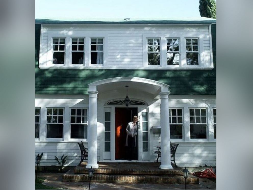 PHOTO: The home located at 1428 N Genesee Avenue in Los Angeles, from the film A Nightmare on Elm Street.