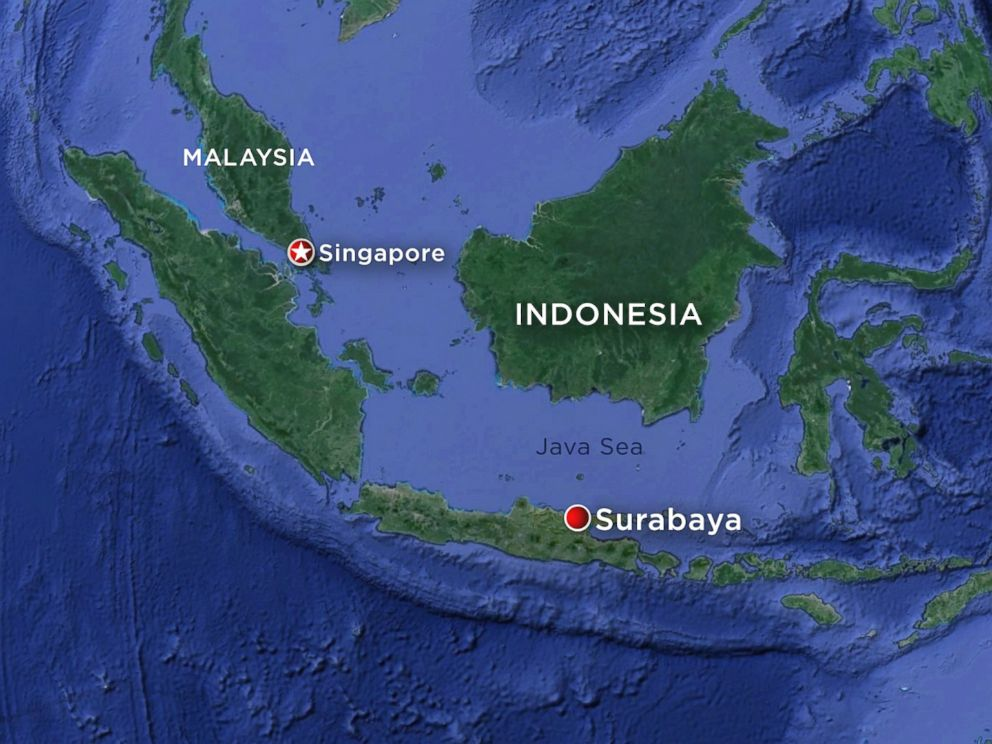 AirAsia Airbus A320-200_Map