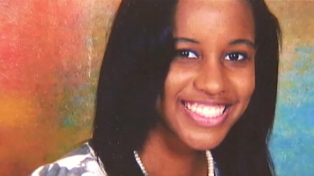 PHOTO: The body of Phylicia Barnes, who was missing since December, is believed to have been found on April 21, 2011.