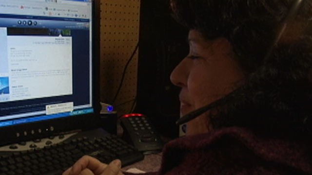 PHOTO: Star, a single mom, is one of thousands of moms in the U.S. who work as sex phone operators.