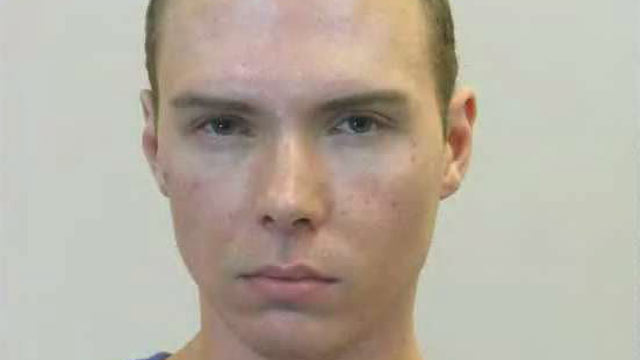 PHOTO: This photo provided by the Montreal Police Service, Luka Rocco Magnotta is shown in a photo released on June 5, 20
