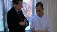ABC?s Brian Ross speaks with Koua Fong Lee inside a Minnesota state prison, where the 32-year-old is serving a eight-year sentence for criminal vehicular homicide.
