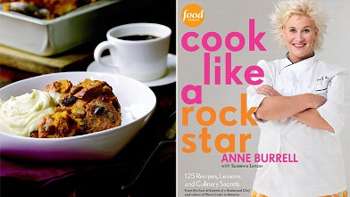 PHOTO:Anne Burrell's cookbook &quot;Cook Like a Rock Star.&quot;