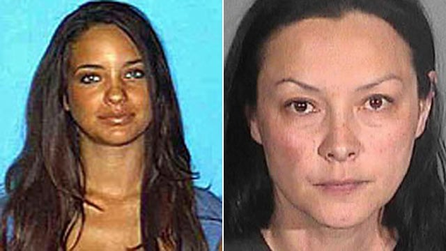 PHOTO: Julianna Redding, left, was an aspiring actress killed in March 2008, and Kim Phoo Park, right, has been arrested in connection to the killing.