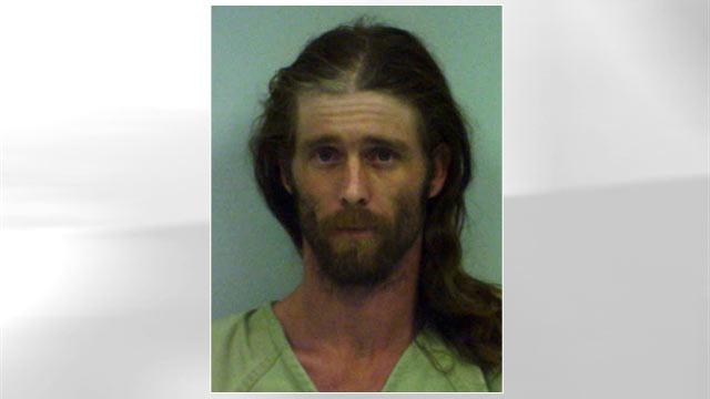PHOTO: Jason L. Reeves, who has died while fishing, is seen in this mugshot dated Aug. 25, 2010.