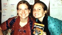 PHOTO Maryland 28-year-old Jess Smochek, left, was gang raped in Bangladesh by a group of young men after she says Peace Corps officials in the country ignored her pleas to re-locate her. She?s pictured here with a fellow Peace Corps volunteer