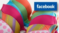 Women on Facebook are posting the color of their bras on their status updates to raise awareness about breast cancer.
