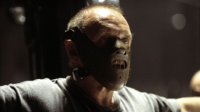 PHOTO: Anthony Hopkins in Hannibal, 2001.