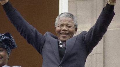 Nelson Mandela, Anti-Apartheid Hero, Dead at 95