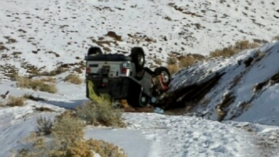 Nightline 12/10: Missing Family Found Alive in Freezing Nevada Wilderness