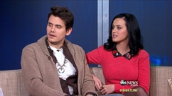 John Mayer, Katy Perry Step Out Together