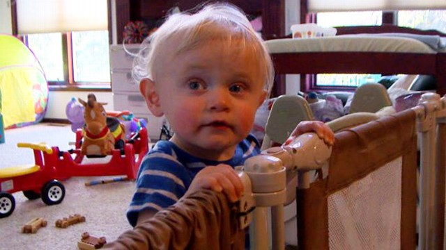 VIDEO: Toddler Hears For the First Time