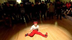 VIDEO: Twelve-year-old Jalen Testerman balances school and practice before a big breakdancing competition.