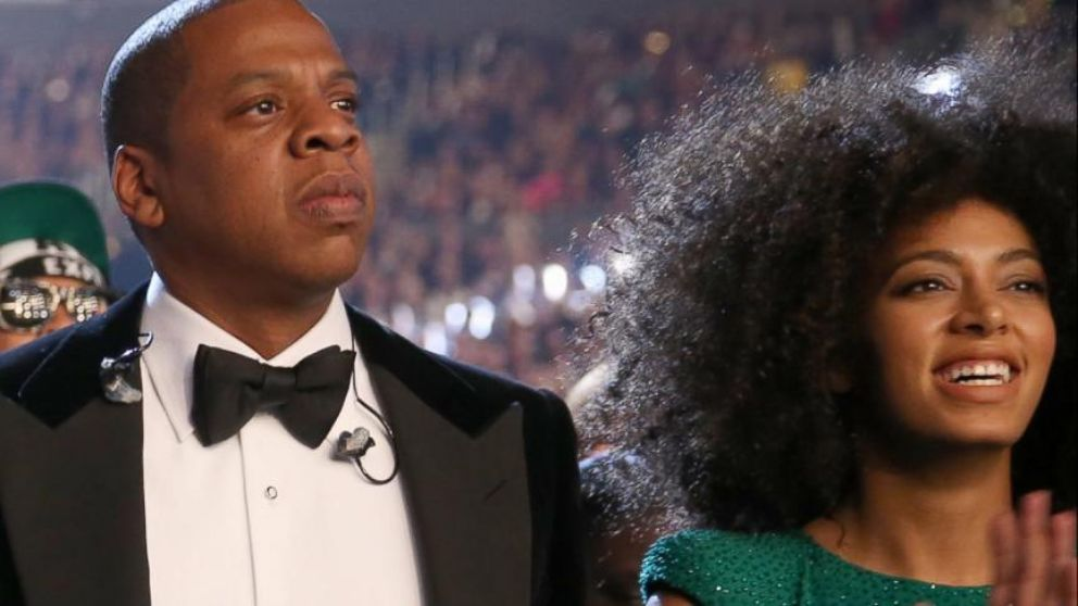 Image result for Jay Z and solange