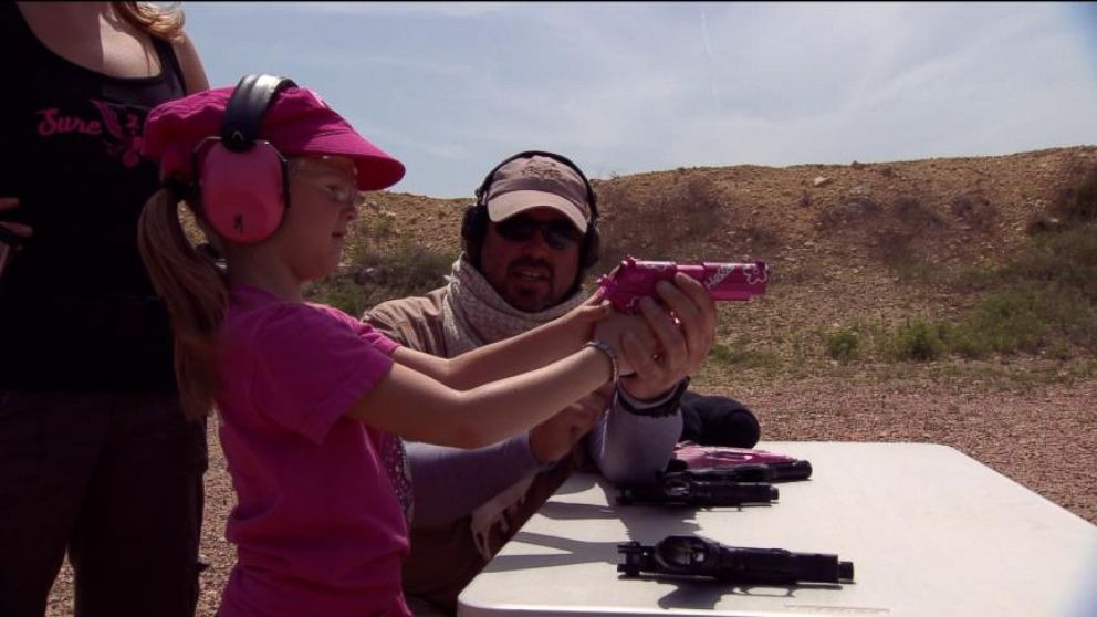 Where is the best place to learn how to shoot a gun ...