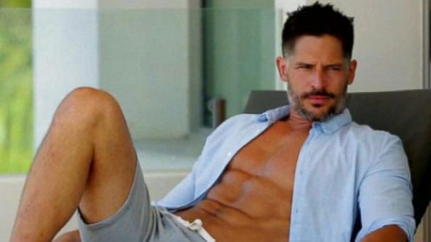 Joe Manganiello Heats Up Peoples Hottest Bachelor Issue