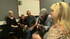 VIDEO: Part 3: Gospel singer Natalie Grant, hoaxed with a photo of a familys cancer-stricken daughter, meets them.