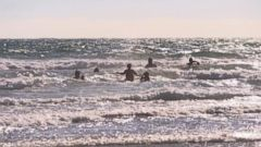 Wacky Weather Leading to More Ocean Rescues