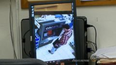 VIDEO: Police say thieves have used swiping devices to steal card numbers from ATMs, gas pumps and drive-thrus.