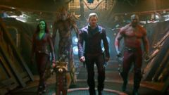 Guardians of the Galaxys Unlikely Action Hero