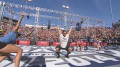 Taking on the CrossFit Games: Sneak Peek