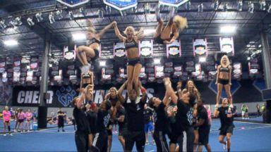 Nightline 07/31: The Teen Superstars of Competitive Cheerleading