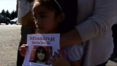 Frantic Search for Missing Washington Girl