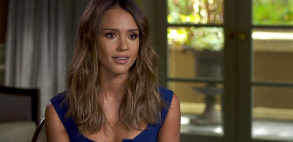 Jessica Alba: Sin City Character Opposite of Who I Am