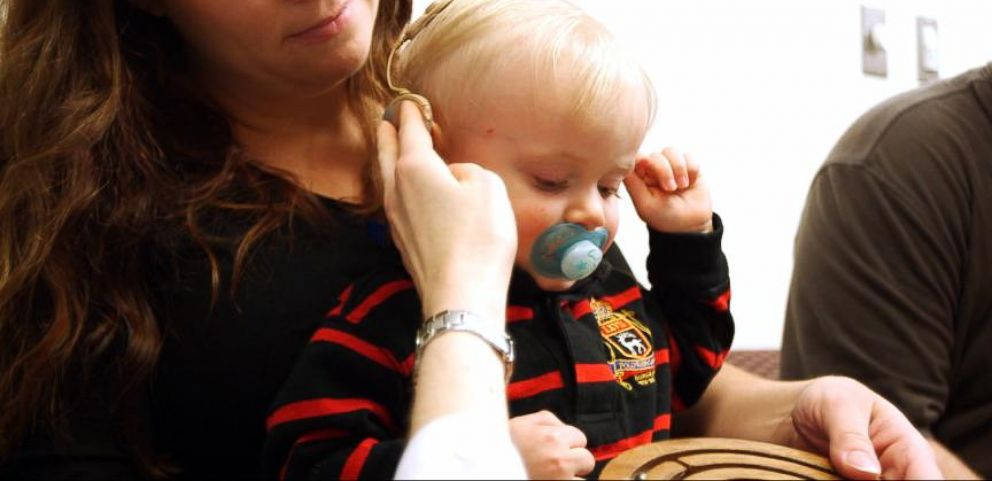 Deaf Toddlers Journey with Experimental Brainstem Device