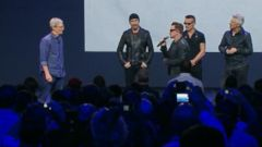Apple Event Surprise! U2 Drops New Free Album