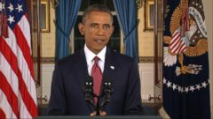 President Obama Announces Strategy Against ISIS