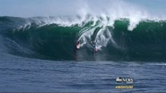 Surfing One of the Most Dangerous Waves in the World