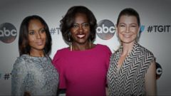 The Leading Ladies of Shondaland