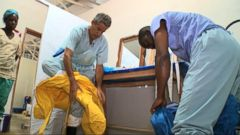 Ebola Case in US, and Whats Being Done to Stop it Abroad
