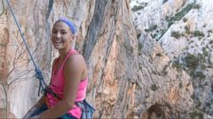 Rock Climbing Champs Dangerous Mission to Conquer Terrifying Ascent