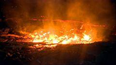 Hawaiian Town Battles Unstoppable Lava Flow