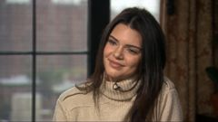 Kendall Jenner, Stepping Out on Her Own